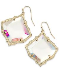 Kendra Scott - Kirsten Drop Earrings - Lyst