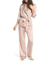 Bluebella | Wren Satin Pajamas | Lyst