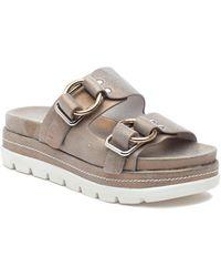 J/Slides Baha Slide Sandal - Multicolor