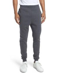 Lacoste - Tapered Jogger Pants - Lyst