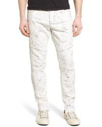 True Religion - True Religion Racer Skinny Fit Jeans - Lyst