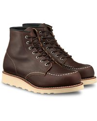 Red Wing - 6-inch Moc Boot - Lyst