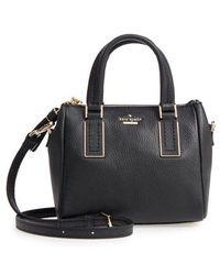 Kate Spade - Kingston Drive - Mini Alena Leather Crossbody Bag - Lyst
