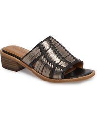 Comfortiva - Brileigh Slide Sandal - Lyst