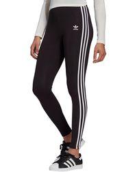 adidas Originals 3-stripe Tights - Black