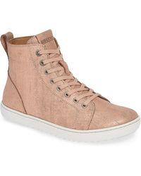 Birkenstock - Bartlett High Top Sneaker - Lyst
