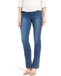 Jag Jeans Peri Straight Jeans - Blue