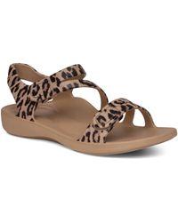 Aetrex Jillian Waterproof Sandal - Multicolor