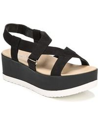 Dr. Scholls - Companion Platform Sandal - Lyst