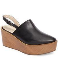 Matisse - Eyals Slingback Platform Wedge Sandal - Lyst