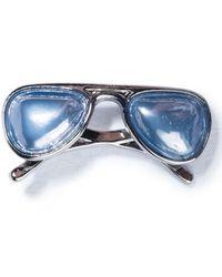 Hook + Albert | Sunglasses Lapel Pin | Lyst