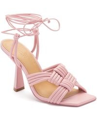 MERCEDES CASTILLO Tamara Strappy Sandal - Pink
