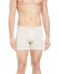 Lyst - Calvin Klein 205w39nyc Logo Trunk for Men 4911f2faa