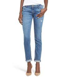 Hudson Jeans - 'jax' Slim Boyfriend Jeans - Lyst