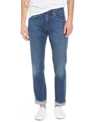 Levi's - Levi's Vintage Clothing 1954 501 Tapered Leg Jeans - Lyst