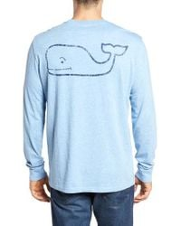 Vineyard Vines | Vintage Whale Graphic Pocket T-shirt | Lyst