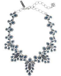 Oscar de la Renta   Parlor Collar Necklace   Lyst