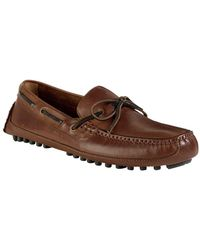 d677c657a2e Cole Haan Motogrand Leather Camp-Moc Loafer in Brown for Men - Lyst