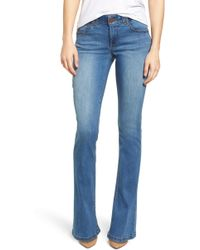 Wit & Wisdom - Ab-solution Itty Bitty Bootcut Jeans - Lyst