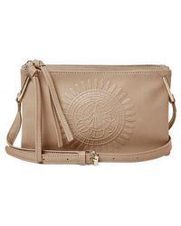 Urban Originals - Flower Vegan Leather Crossbody Bag - - Lyst