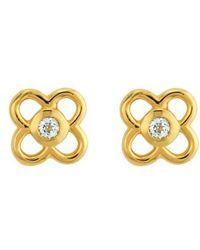 Asha - Paloma Stud Earrings - Lyst