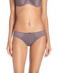 Chantelle 'merci' Bikini - Gray