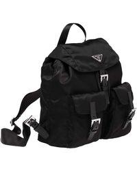 adad598cca29 Prada - Medium Nylon Backpack - Lyst