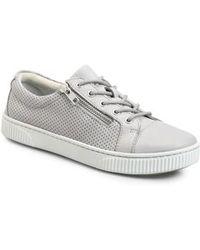 Børn - B?rn Tamara Perforated Sneaker - Lyst