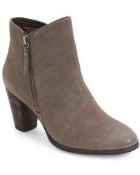 MIA - Maddock Block Heel Boot - Lyst