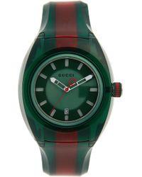 Gucci - 'sync' Watch - Lyst