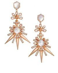 Kendra Scott | 'isadora' Jewel Drop Earrings | Lyst