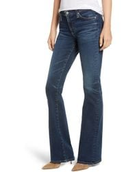AG Jeans - Angel Flare Jeans - Lyst