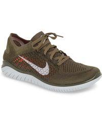 Nike - Free Rn Flyknit 2018 Running Shoe - Lyst