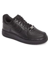 Nike - 'air Force 1' Basketball Sneaker - Lyst