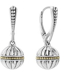 Lagos - Signature Gifts Beaded Band Earrings - Lyst