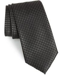 Nordstrom - Stella Solid Silk Tie - Lyst