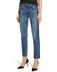 Mcguire - Vintage Slim Ankle Jeans - Lyst