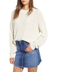BP. Lightweight Sweater - Natural