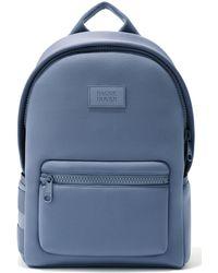 Dagne Dover Medium Dakota Neoprene Backpack - Blue