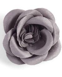 Hook + Albert - Buttercup Lapel Flower - Lyst