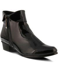 Spring Step 'stockholm' Boot - Red