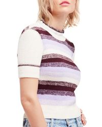Free People - Best Intentions Sweater - Lyst