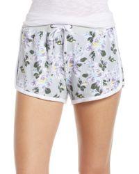 Make + Model Bring It On Lounge Shorts - Grey