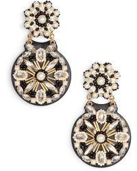 Kate Spade - Desert Garden Drop Earrings - Lyst