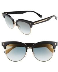 Fendi - 54mm Sunglasses - - Lyst
