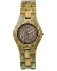 WeWood | Criss Wood Bracelet Watch | Lyst