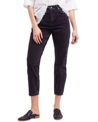 Free People - We The Free By Mom Jeans - Lyst