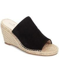 515433d72a02 Lyst - Wedge Sandals