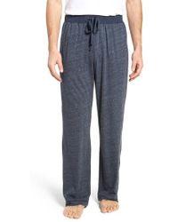 Daniel Buchler - Recycled Cotton Blend Lounge Pants - Lyst