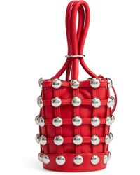 Alexander Wang - Mini Roxy Studded Bucket Bag - Lyst